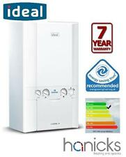 Ideal + Logic Plus 24kW Condensing Combi Boiler & Flue 7 YEAR WARRANTY *NEW*