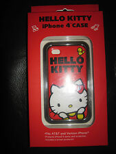 HELLO KITTY RED IPHONE 4 CASE I PHONE CASE KAWAII COLLECTABLE