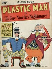 PLASTIC MAN COMICS GOLDEN AGE COLLECTION PDF ON DVD