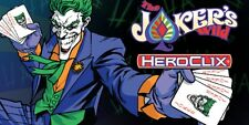 HEROCLIX THE JoKERS WiLD! Green Arrow 008 Hawkman 025 Sandman 040 LOT X 3 REG