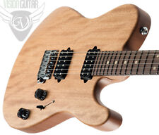 NEW! Suhr Limited Modern T Satin Electric Guitar - Natural - 7 pounds!