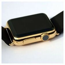APPLE WATCH 24ct Gold Plating Service 5 Microns Thick 24ct