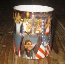 Rafael Rafa NADAL US Open Winner 2010 Trophy MUG
