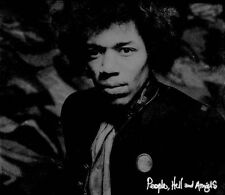 People, Hell and Angels [Digipak] by Jimi Hendrix (CD, Apr-2013, Experience...