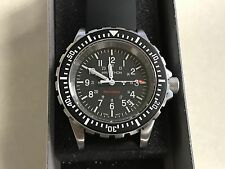 Marathon Military TSAR Dive Watch US Government - Swiss  ((( Low Serial #006 )))
