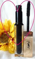 New Yves Saint Laurent YSL VINYL COUTURE SUPER SHINY Mascara I'm The Clash BLACK