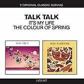 Talk Talk-It's My Life/The Colour of Spring  CD / Box Set NEW