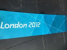 LONDON Paralympics Olympics 2012 Flag Sign Banner Mint Olympic Memorabilia  2.2m