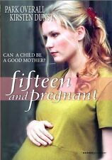 Fifteen & Pregnant KIRSTEN DUNST WITH ALTERNATE COVER THAN SHOWN DVD