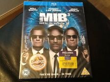 Men In Black 3 MIB3  Blu-Ray  WILL SMITH . TOMMY LEE JONES . New Still Sealed