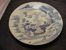 Antique Chinese Blue bowl Ching Dynasty porcelain pottery bowls