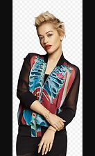 Adidas Rita Ora Multicolor X-ray Skeleton Print Sweatshirt/ T-shirt/ Pants SZ S