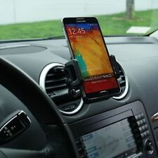 360° Adjustable Cradle Car Air Vent Mount Holder for Galaxy Note 5 / Note 4