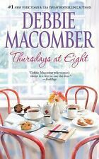 Thursdays at Eight by Debbie Macomber (2016, CD, Unabridged)