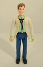 "Male Doctor Surgeon 6"" Playskool Action Figure Loving Family Dollhouse-Style"