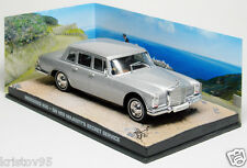 MERCEDES 600 ON HER MAJESTY'S SECRET SERVICE BOND 007 1/43 UNIVERSAL HOBBIES