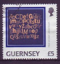 Guernsey gestempelt 2003  MiNr. 983   Freimarke: Alphabet