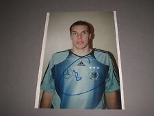Robert Enke DFB Hannover 96 signiert signed Autogramm auf 13x18 Foto in person