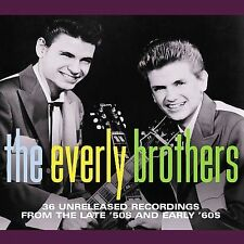36 Unreleased Recordings from the Late '50s and Early '60s by The Everly Brot...