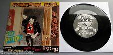 """Sex Pistols - Something Else UK 1979 Virgin Black & White Labels 7"""" P/S"""
