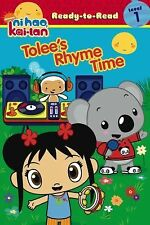 Tolee's Rhyme Time (Ready-To-Read: Level 1), , Good Book