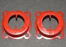 Cox .049 Airplane Engine Reed Valve Retainer - Molded Cast Case (2) 049