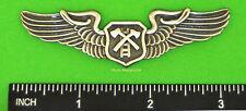 Air Rescue 3 inch Wing - Fire Crash Rescue Service