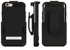 "Seidio Dilex Pro Active Combo Holster &Case For Apple iPhone 6 4.7"" Inch Black"