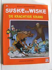 Suske en Wiske De krachtige krans Fina uitgave 1994