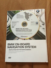 2012 Update WEST 2005 2006 2007 2008 2009 BMW M5 & M6 Series Navigation DVD Map