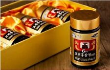 240g(8.5oz) X 1ea, Korean 6Years Root Red Ginseng Gold Extract, Saponin, Panax