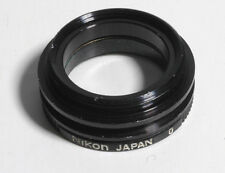 Nikon very early Finder eyepiece 0 19mm-Made Japan