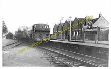 Chard Junction Railway Station Photo. Crewkerne- Axminster. Yeovil to Seaton (7)