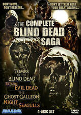THE BLIND DEAD COLLECTION NEW DVD