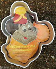 1976 MICKEY MOUSE CAKE WILTON CAKE PAN WITH PAPER INSERT, 515-302