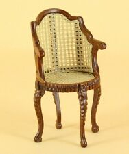 "Dollhouse Miniature ""CHANTILLY"" DRESSER/VANITY CHAIR 2464NWN  DIRECT FROM BESPAQ"
