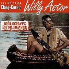"""WILLY ASTOR """"DER SCHATZ IM SILBERSEE"""" CD NEUWARE"""