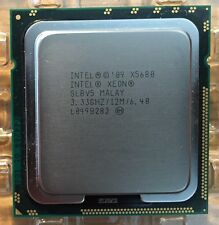 INTEL XEON X5680 3.33GHz 12M HEX CORE SLBV5 CPU / PROCESSOR - 29 AVAILABLE