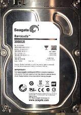 """Seagate ST3000DM001 3TB 7200RPM 64MB SATA III 6.0Gb/s 3.5"""" Desktop Hard Drive"""