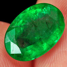 1.95CT 100% Natural Museum Grade Green Emerald Collection QMD3191