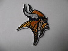 Minnesota Vikings NFL Team Patch, Embroidered, Iron or Sew on