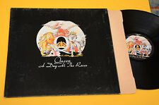 QUEEN LP A DAY AT THE RACES 1°ST ORIG ITALY 1976 NM ! AUDIOFILI GATEFOLD+INNER