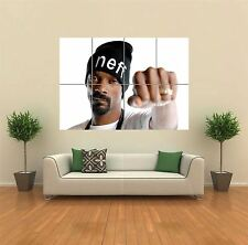 SNOOP DOG RNB HIP HOP RAPPER NEW GIANT ART PRINT POSTER PICTURE WALL G1140