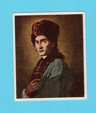 Jean Jacques Rousseau 1934 German Eckstein Cigarette Card