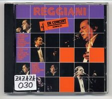 Serge Reggiani CD En Concert Olympia 83 1st press Polygram 833 400-2 1983