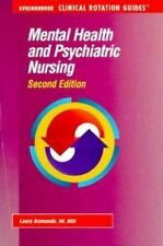 Mental Health and Psychiatric Nursing (Clinical Rotation Guides)