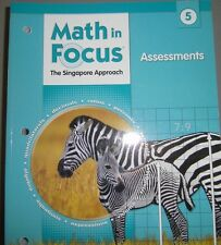 Math in Focus Grade 5 Assessments 2009. The Singapore Approach 0669016098
