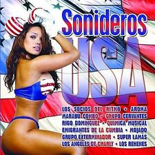NEW - Sonideros Usa: 15 Exitos Bailables by Various Artists