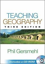 NEW - Teaching Geography, Third Edition by Gersmehl PhD, Phil