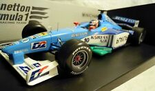 Minichamps 180990010: F1 Benetton Playlife B199, #10 A. Wurz in 1/18, NEU & OVP